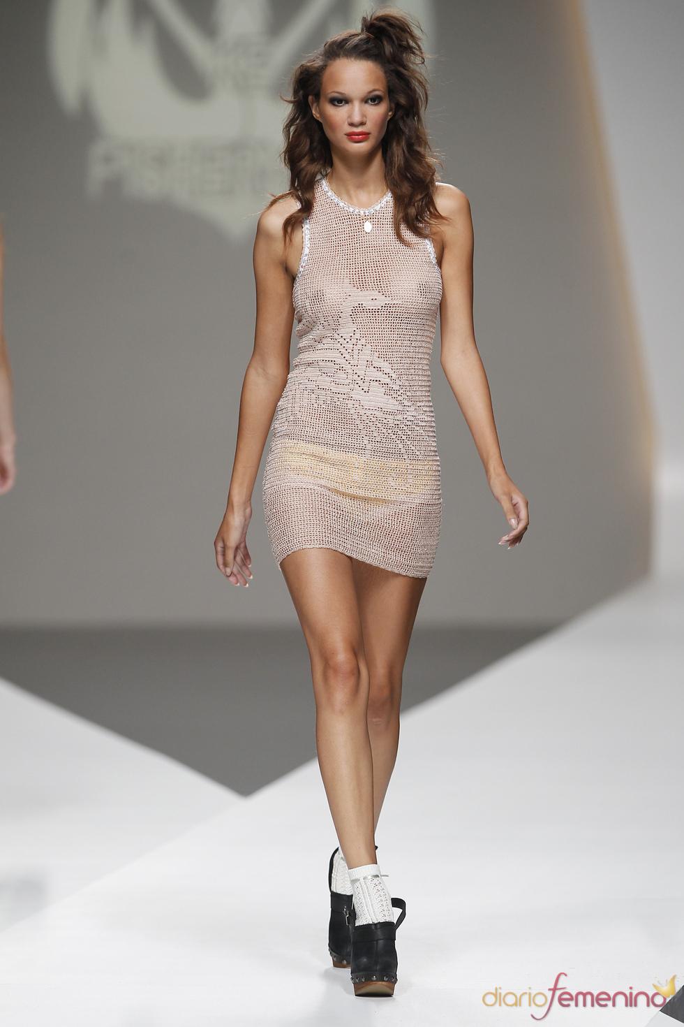 Alegre colección de Maria ke Fisherman en la Madrid Fashion Week