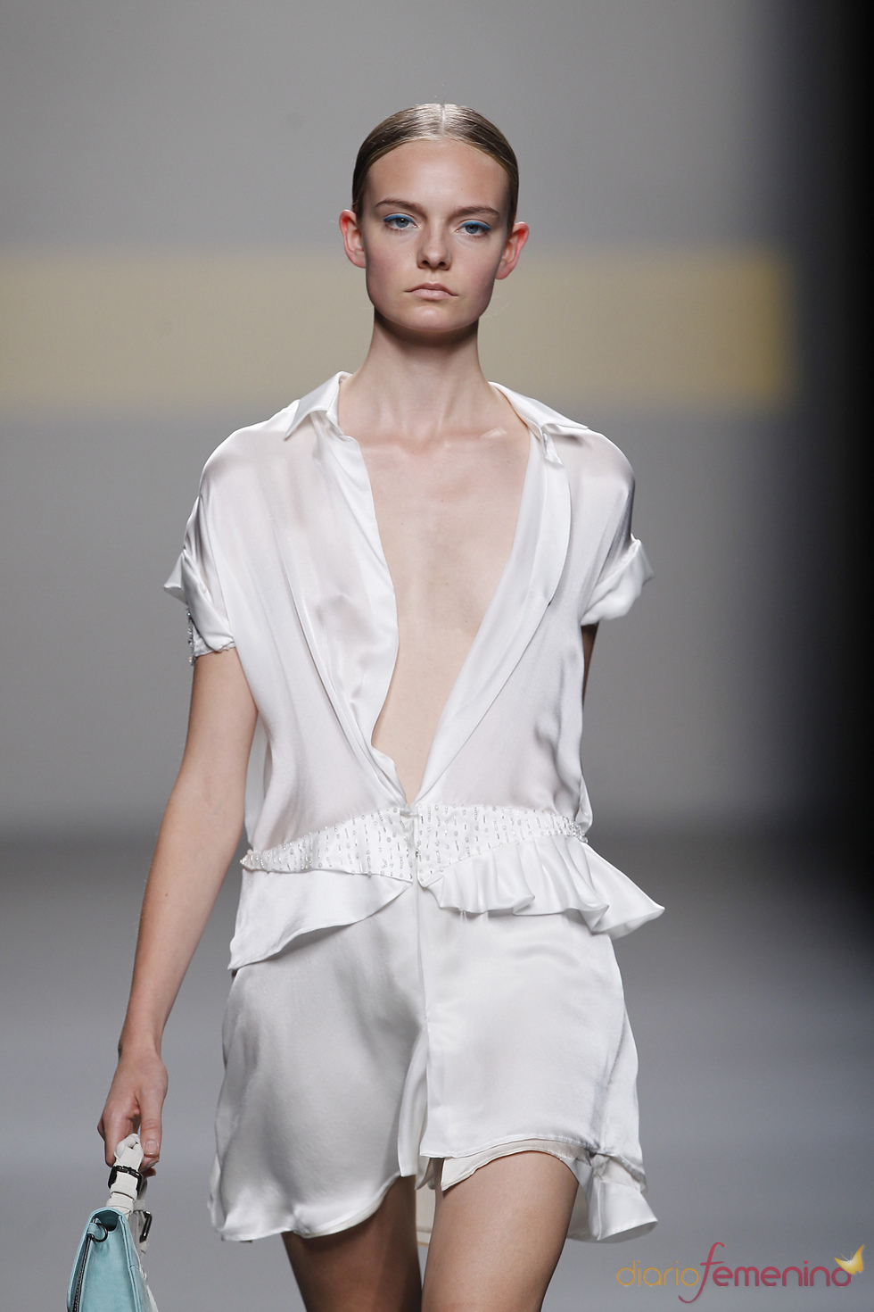 Ion Fiz en la Pasarela Cibeles Madrid Fashion Week