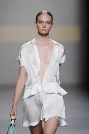 Ion Fiz en la Pasarela Cibeles Madrid Fashion Week