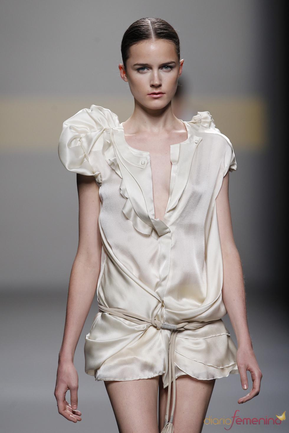 La creatividad de Ion Fiz en la Pasarela Cibeles Madrid Fashion Week