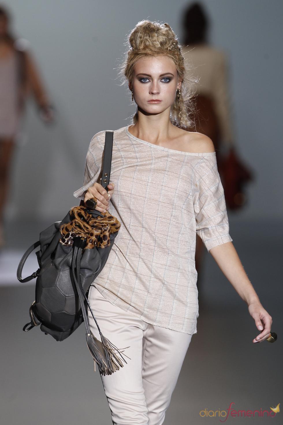 Diseños cómodos para el día en la Madrid Fashion Week