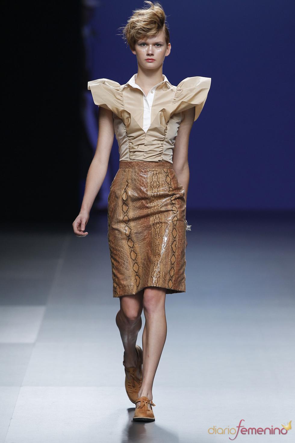 Madrid Fashion Week 2011: Antonio Alvarado