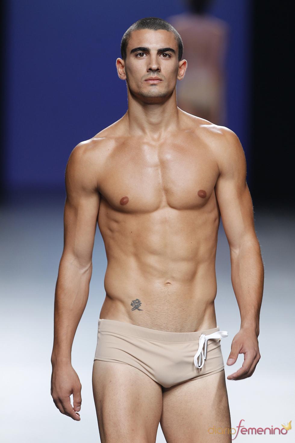 Traje de baño para hombre de Antonio Alvarado para  primavera verano 2011