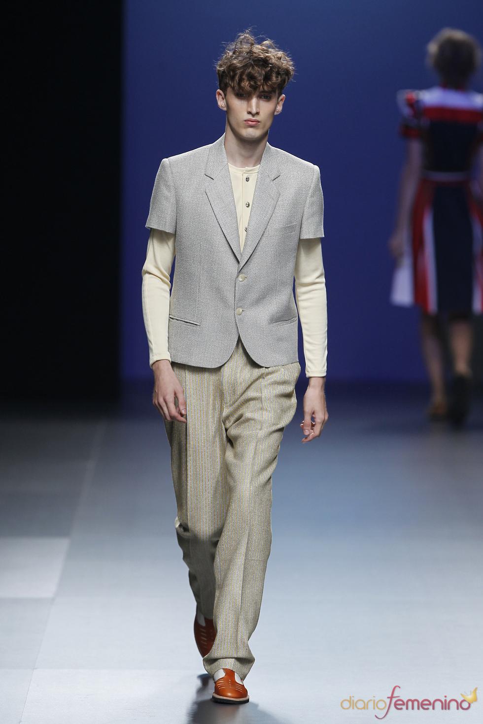 Moda hombre casual para la primavera verano de 2011