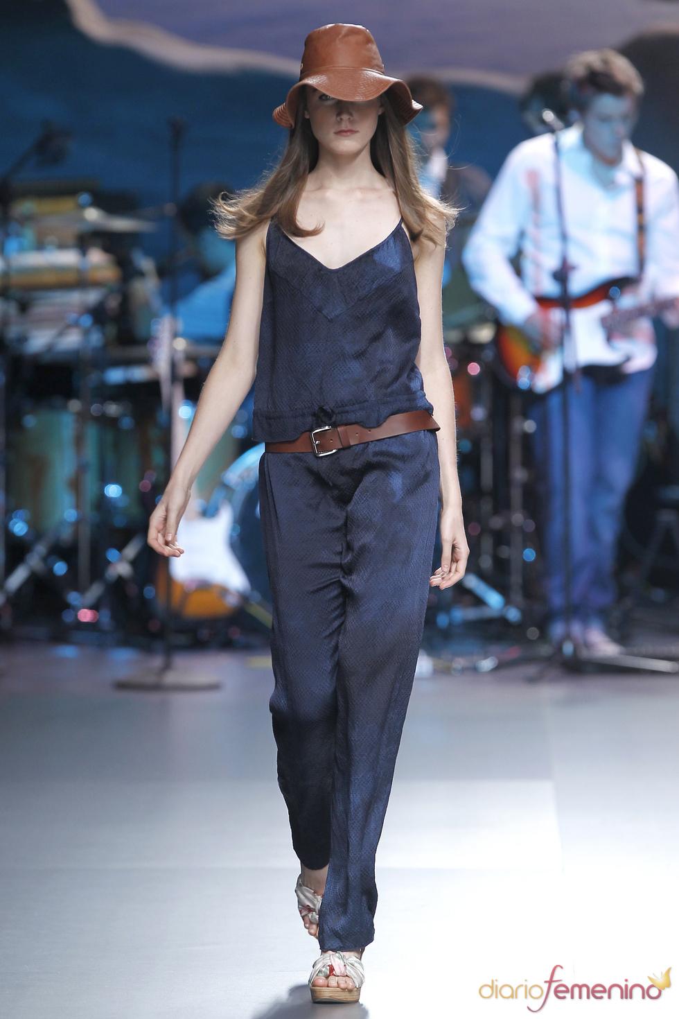 Sutil degradado de TCN para la Madrid Fashion Week