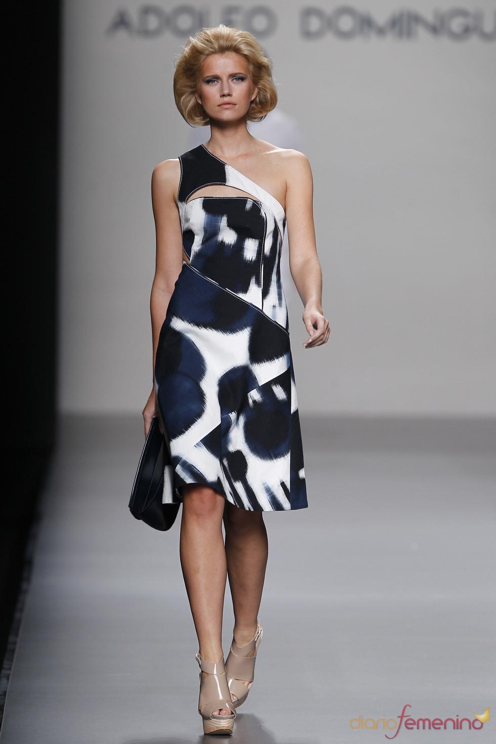 Desfile de adolfo dom nguez en la madrid fashion week for Adolfo dominguez oficinas madrid
