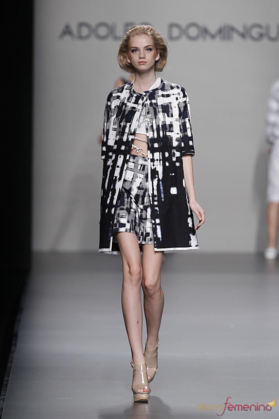Moda Mujer Primavera Verano 2011 de Adolfo Domínguez