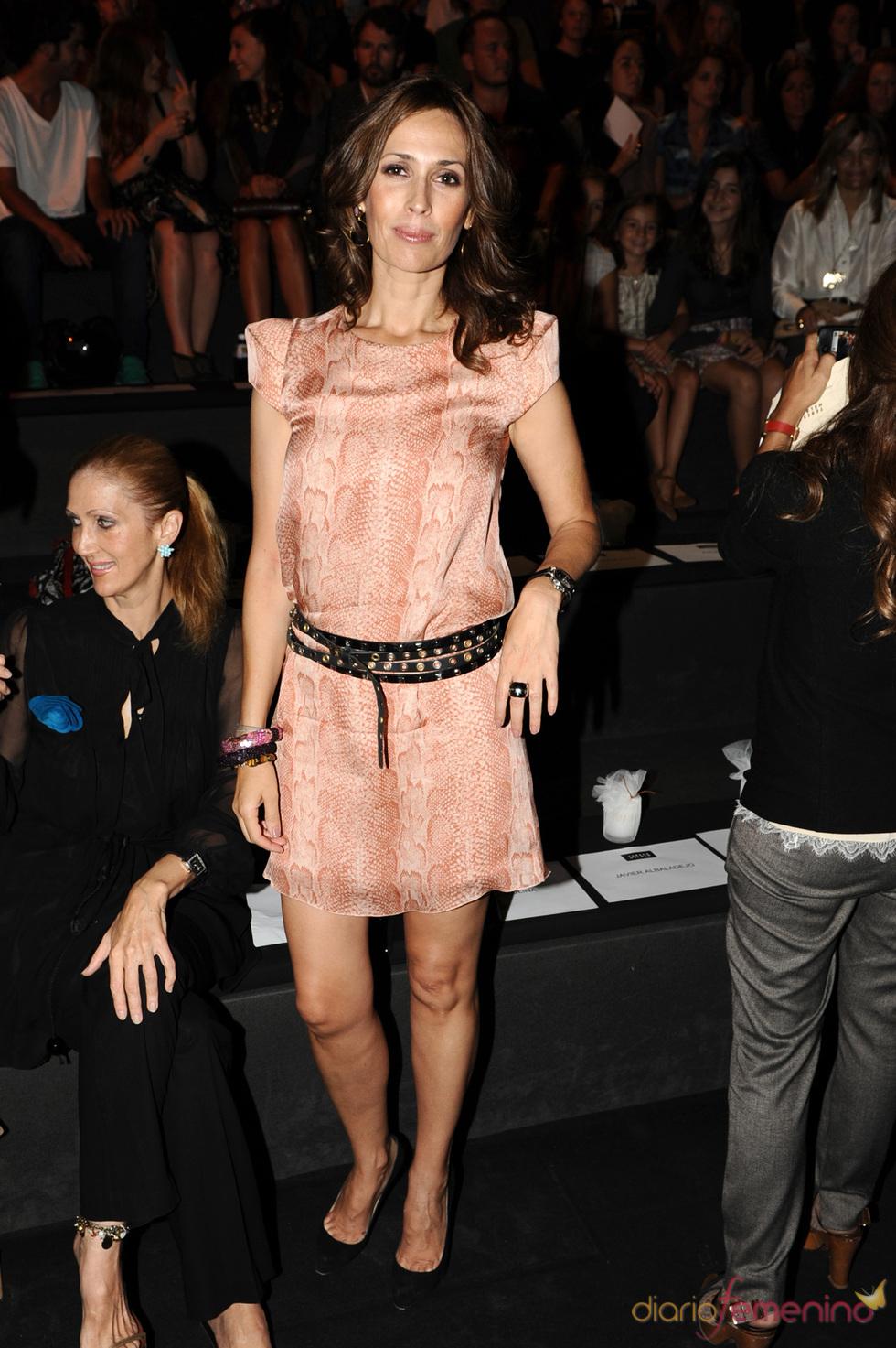 Lola Marceli en la Cibeles Madrid Fashion Week