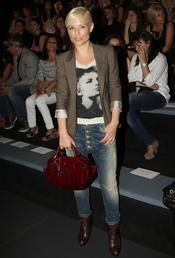 Soraya en Cibeles Madrid Fashion Week