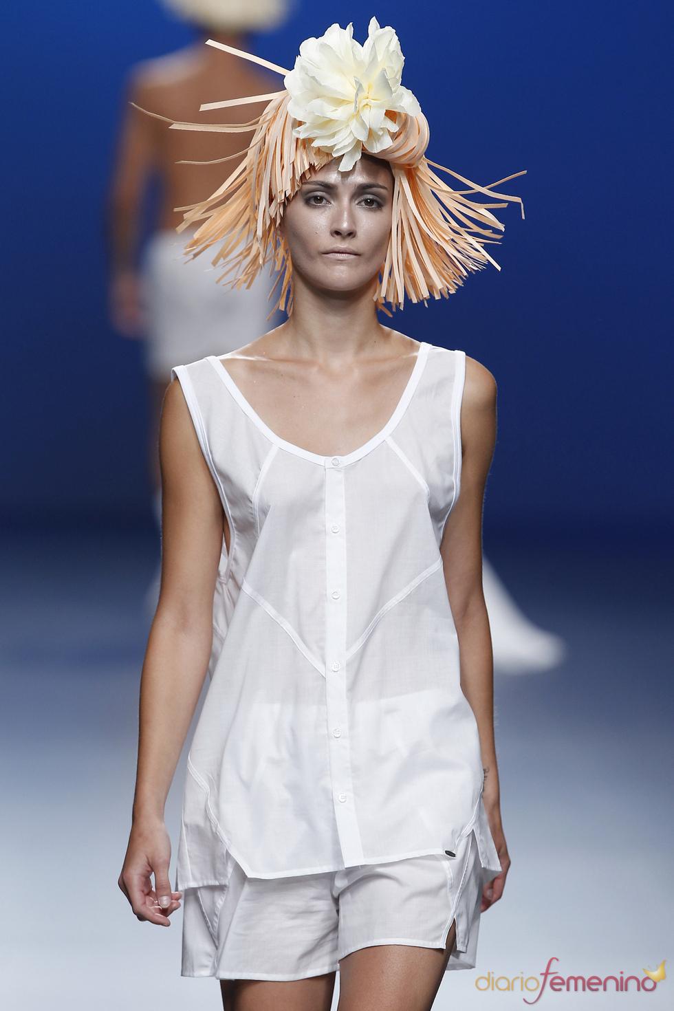Modelo de Carlos Díez para el verano de 2011
