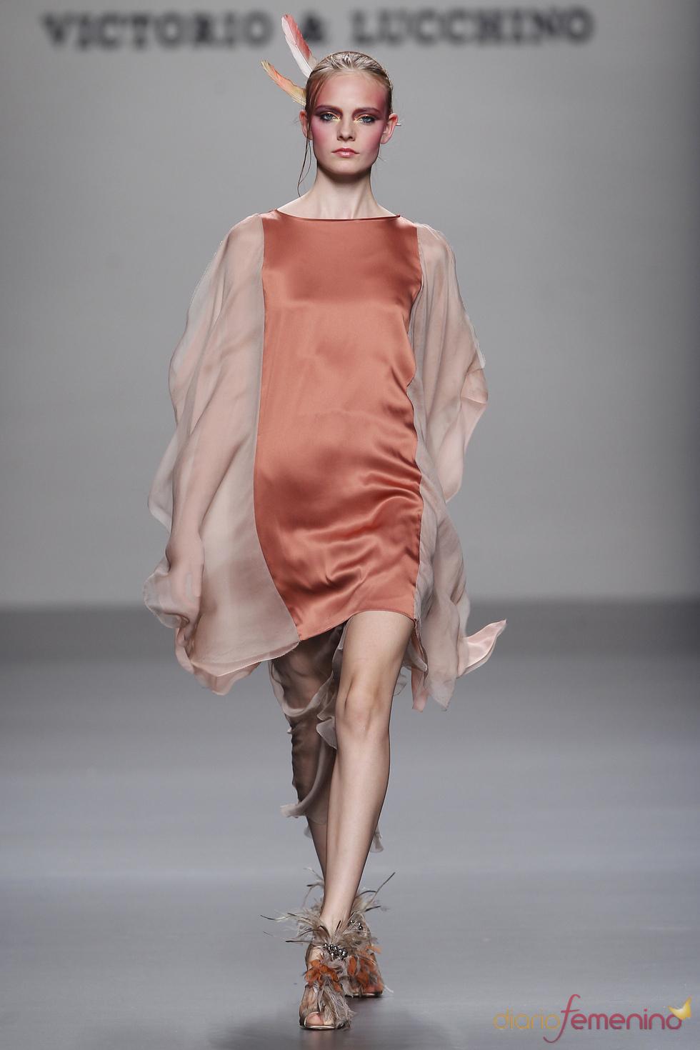 Victorio & Lucchino en Cibeles Madrid Fashion Week