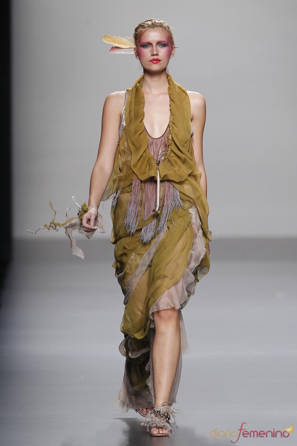 Cibeles Madrid Fashion Week 09-2010: Victorio & Lucchino