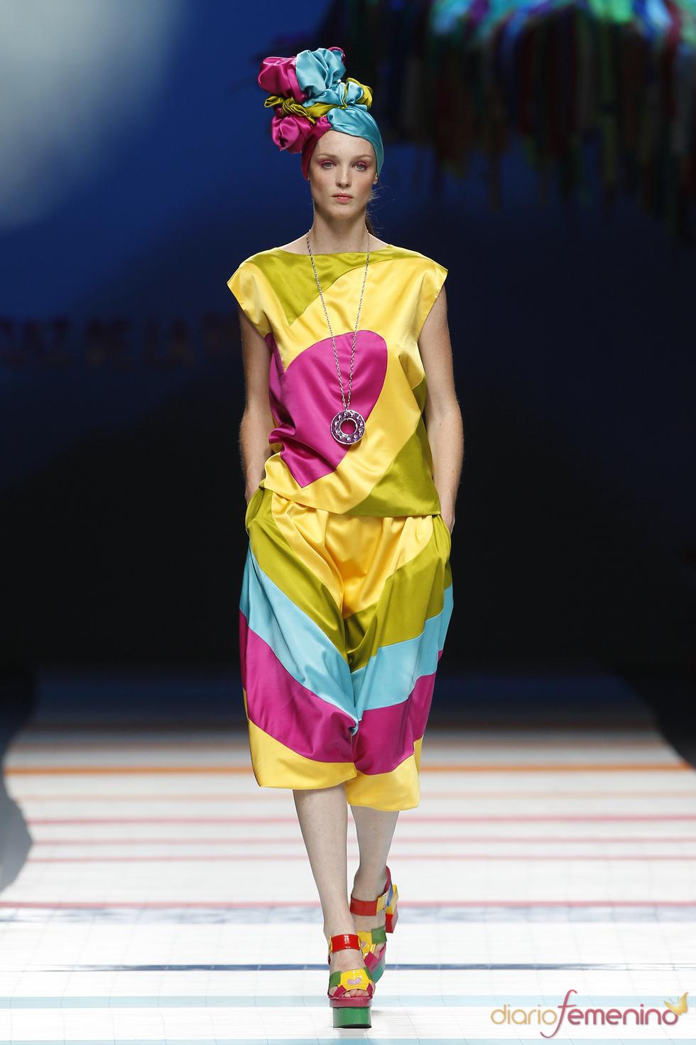 Cibeles Madrid Fashion Week con Ágatha Ruiz de la Prada
