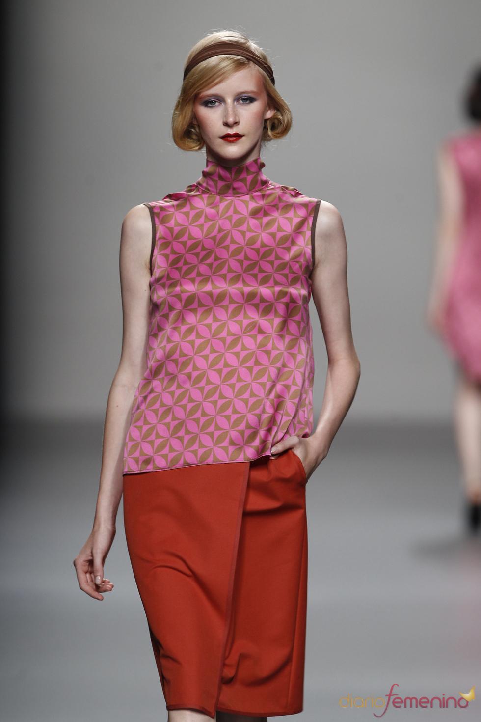 Prendas clásicas en la colección primavera-verano 2011 de Lemoniez
