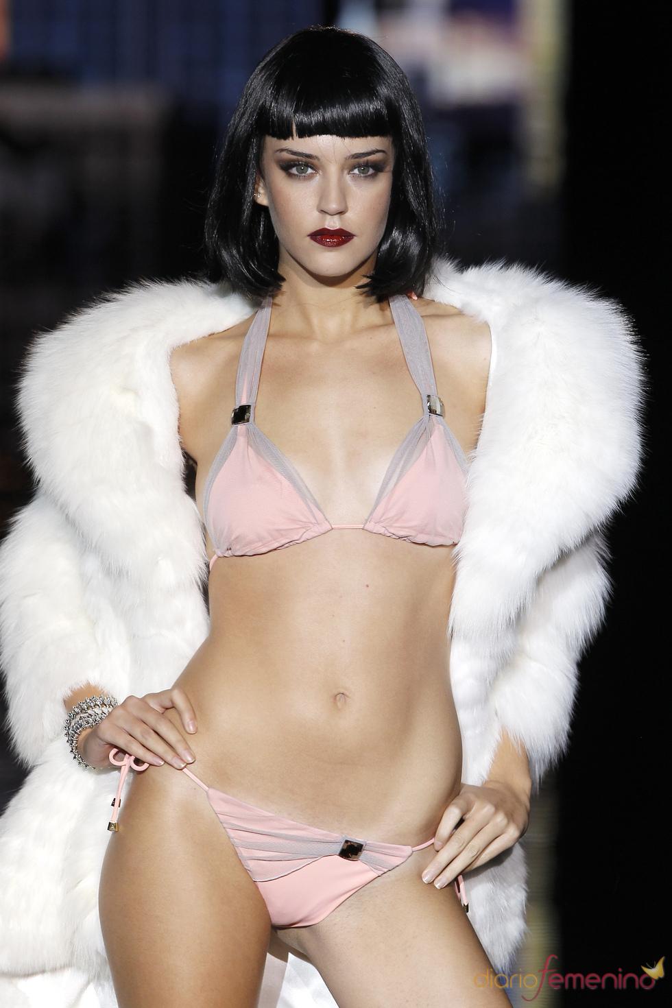 Bikini rosa palo de Andrés Sardá