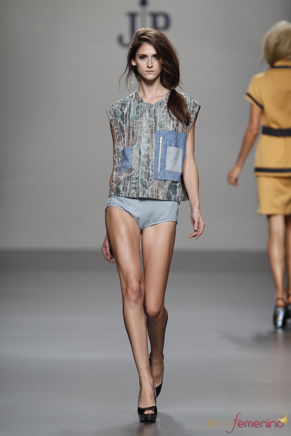 Cibeles Madrid Fashion Week con Jesús del Pozo