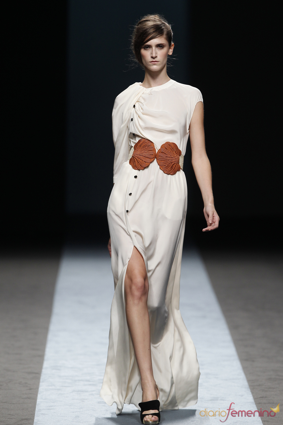 Miguel Palacio da un toque de glamour a la Cibeles Madrid Fashion Week