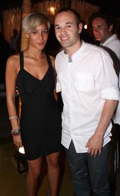 Andrés Iniesta y Ana Ortiz serán padres