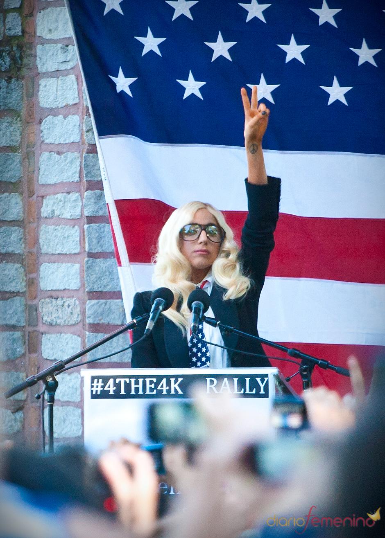 Lady Gaga, defensora de los gays en el ejército