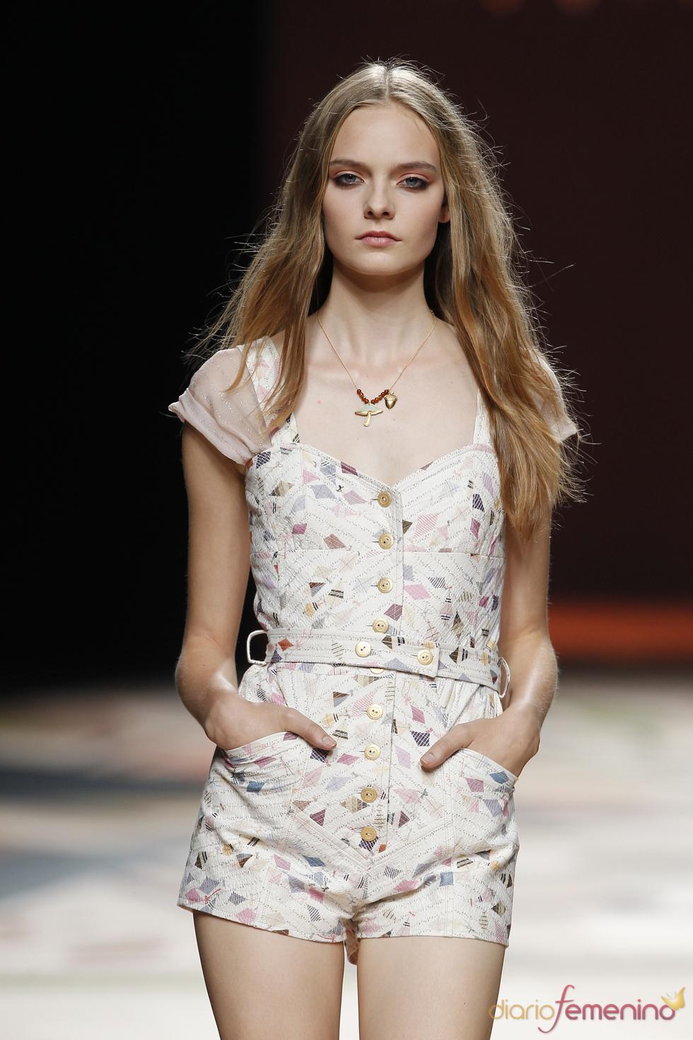 Una colección sensual de Ailanto en Cibeles Madrid Fashion Week