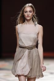 Sofisticado diseño de Ailanto en Cibeles Madrid Fashion Week