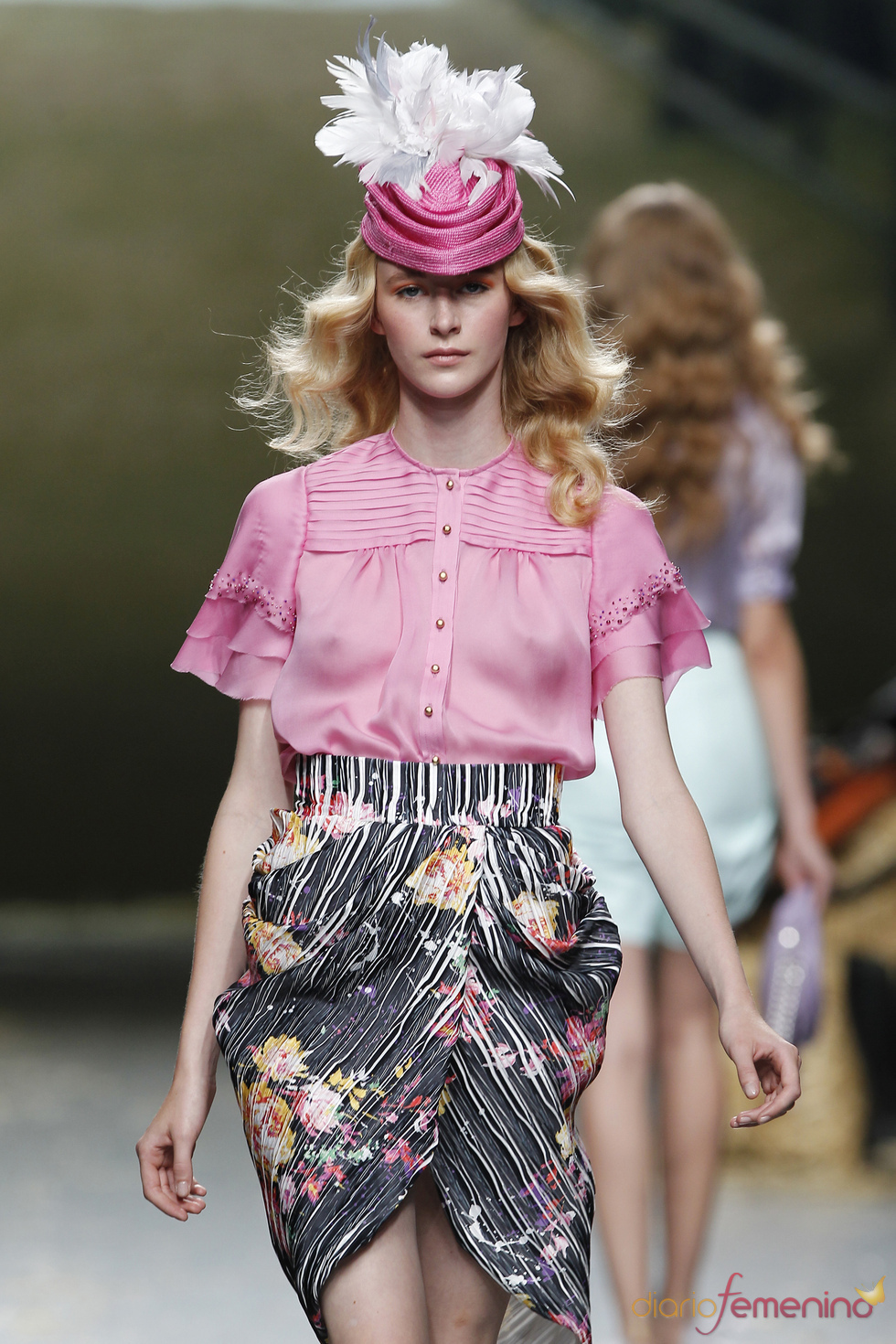 Cibeles Madrid Fashion Week 09-2010: Alma Aguilar