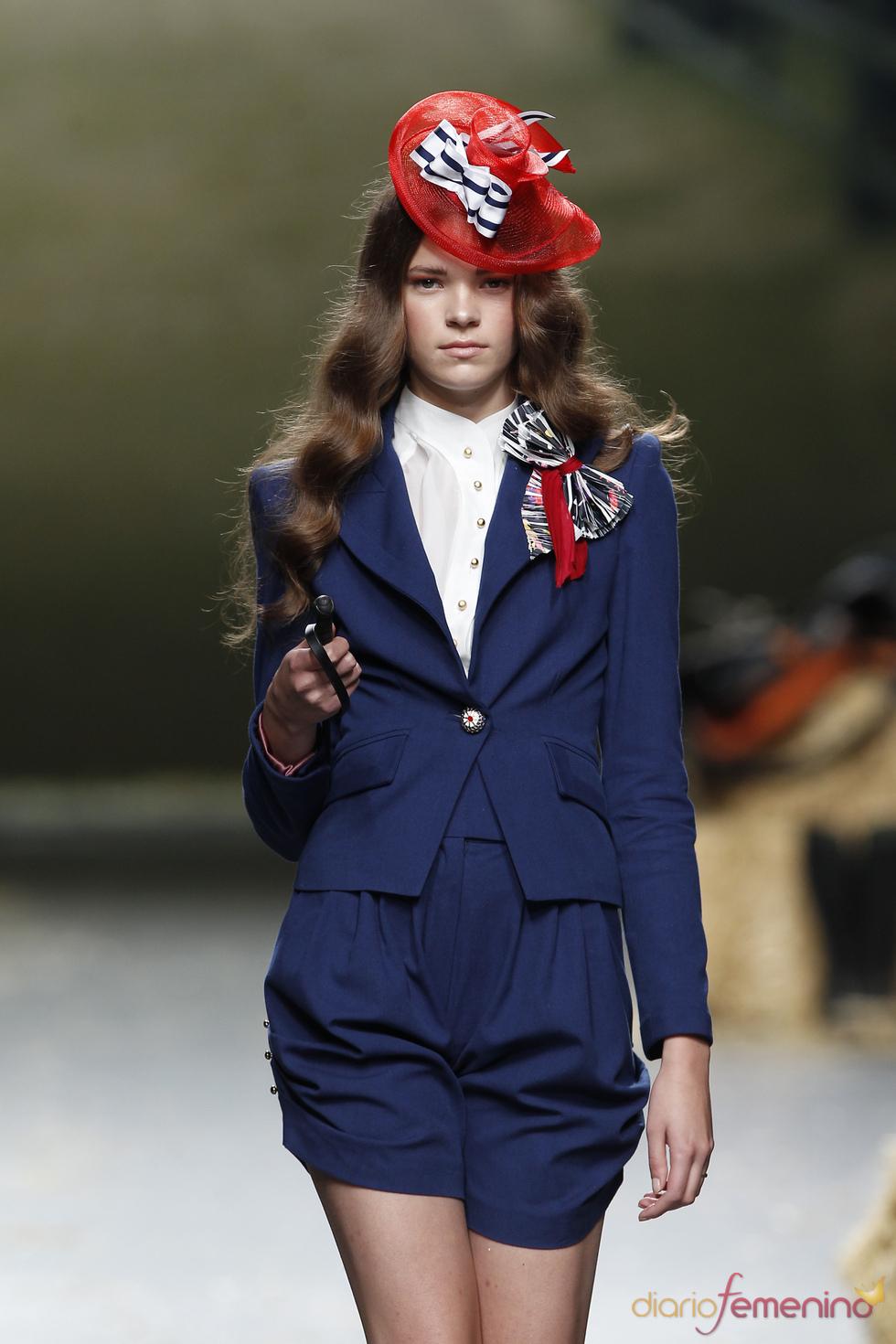 Moda mujer para la primavera-verano 2011 de Alma Aguilar