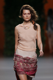 Cibeles Madrid Fashion Week con Devota & Lomba