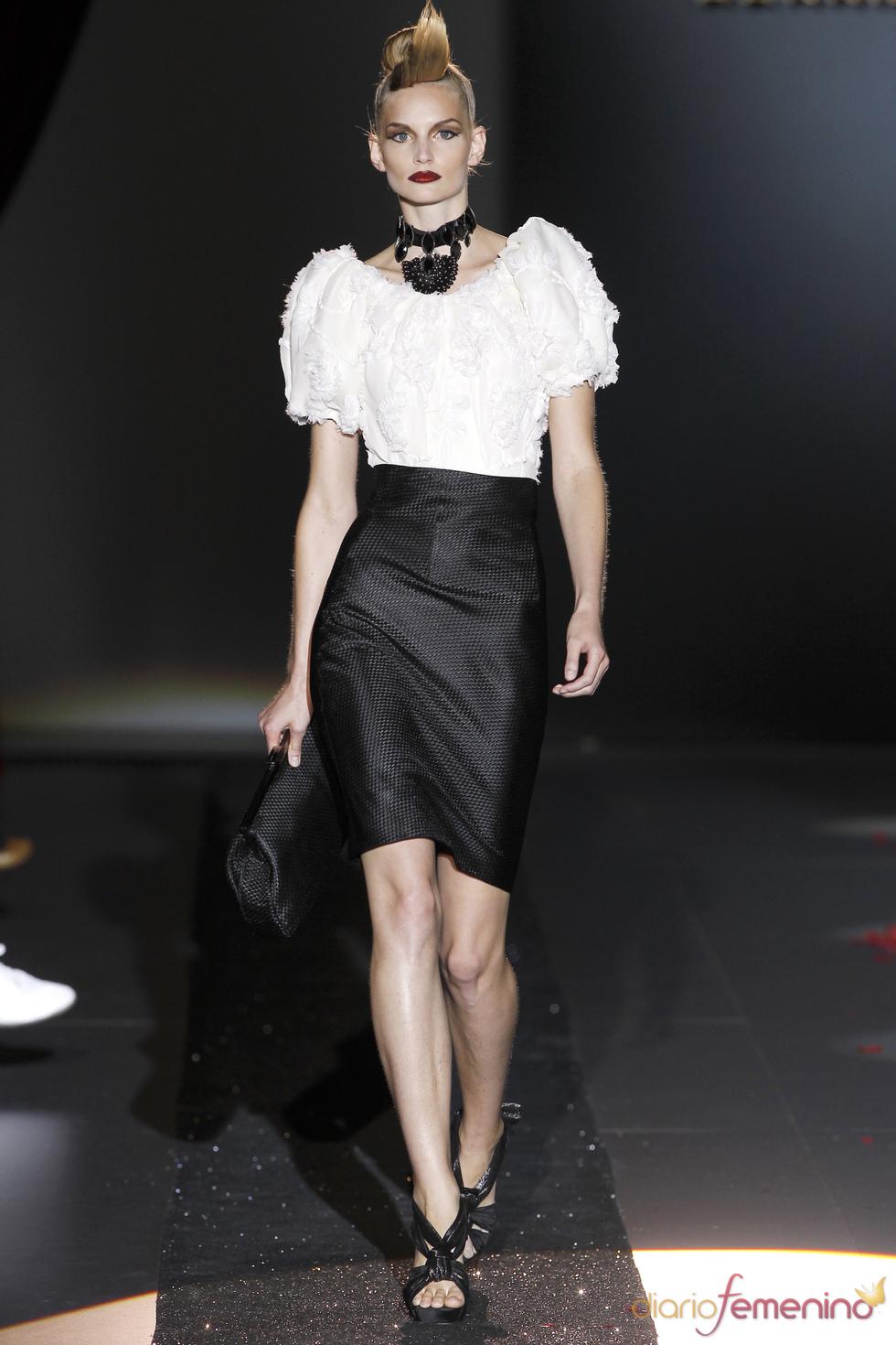Cibeles Madrid Fashion Week 09-2010: Hannibal Laguna