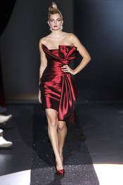 Hannibal Laguna, símbolo de la elegancia en Cibeles Madrid Fashion Week