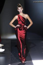 Cibeles Madrid Fashion Week con Hannibal Laguna