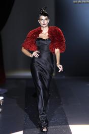 Modelos de fiesta de Hannibal Laguna para la primavera-verano 2011