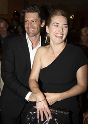 Kate Winslet y Louis Dowler, dos enamorados en Madrid
