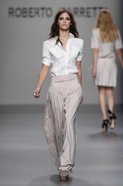Cibeles Madrid Fashion Week 09-2010: Roberto Torretta