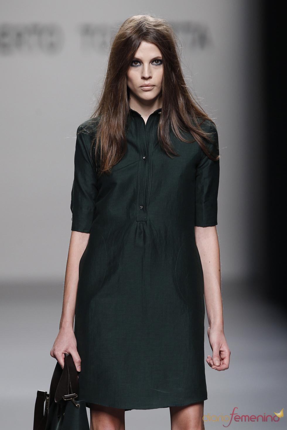 Cibeles Madrid Fashion Week con Roberto Torretta
