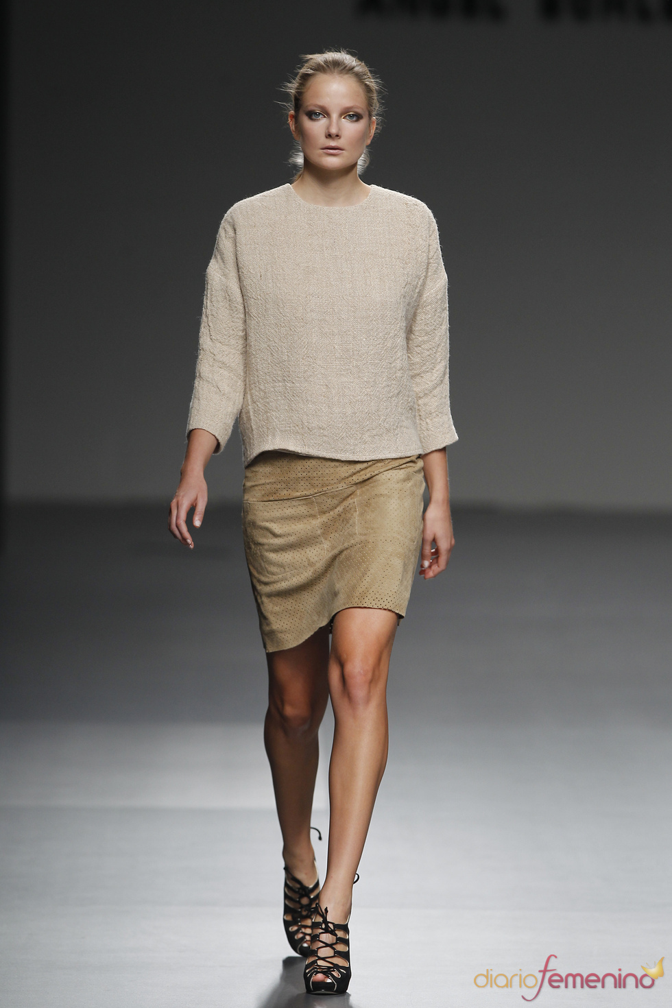 Cibeles Madrid Fashion Week 09-2010:  Ángel Schlesser