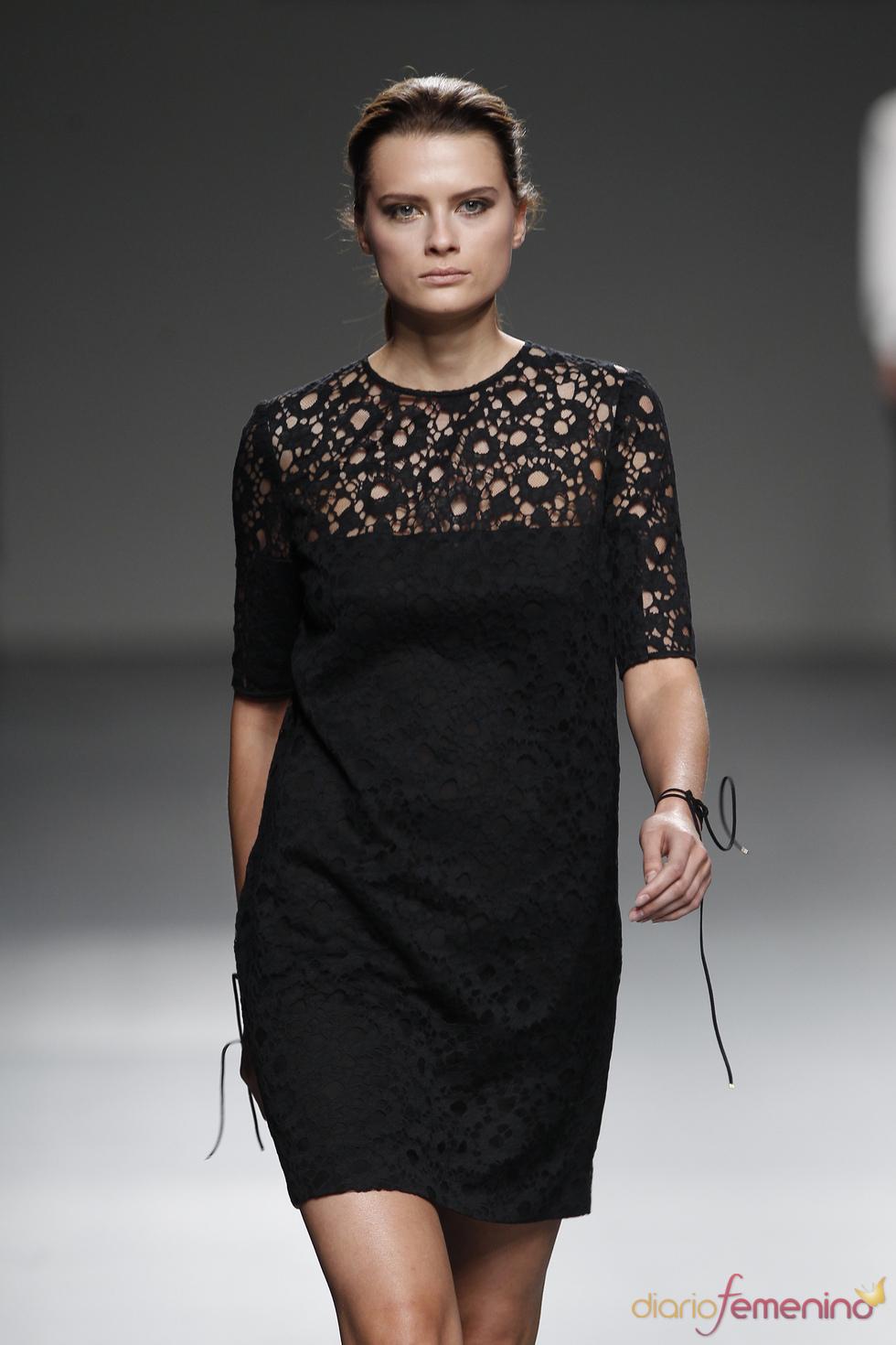 Cibeles Madrid Fashion Week con Ángel Schlesser