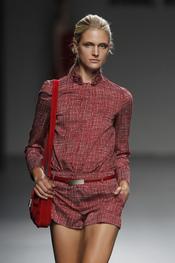 Ángel Schlesser en la Cibeles Madrid Fashion Week