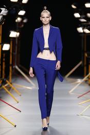 Conjunto veraniego de David Delfín en Cibeles Madrid Fashion Week
