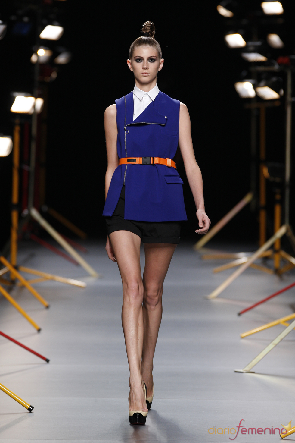 Cibeles Madrid Fashion Week 09-2010: David Delfín