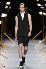 Cibeles Madrid Fashion Week con David Delfín