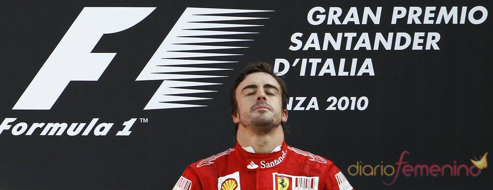 Fernando Alonso, un campeón con Ferrari