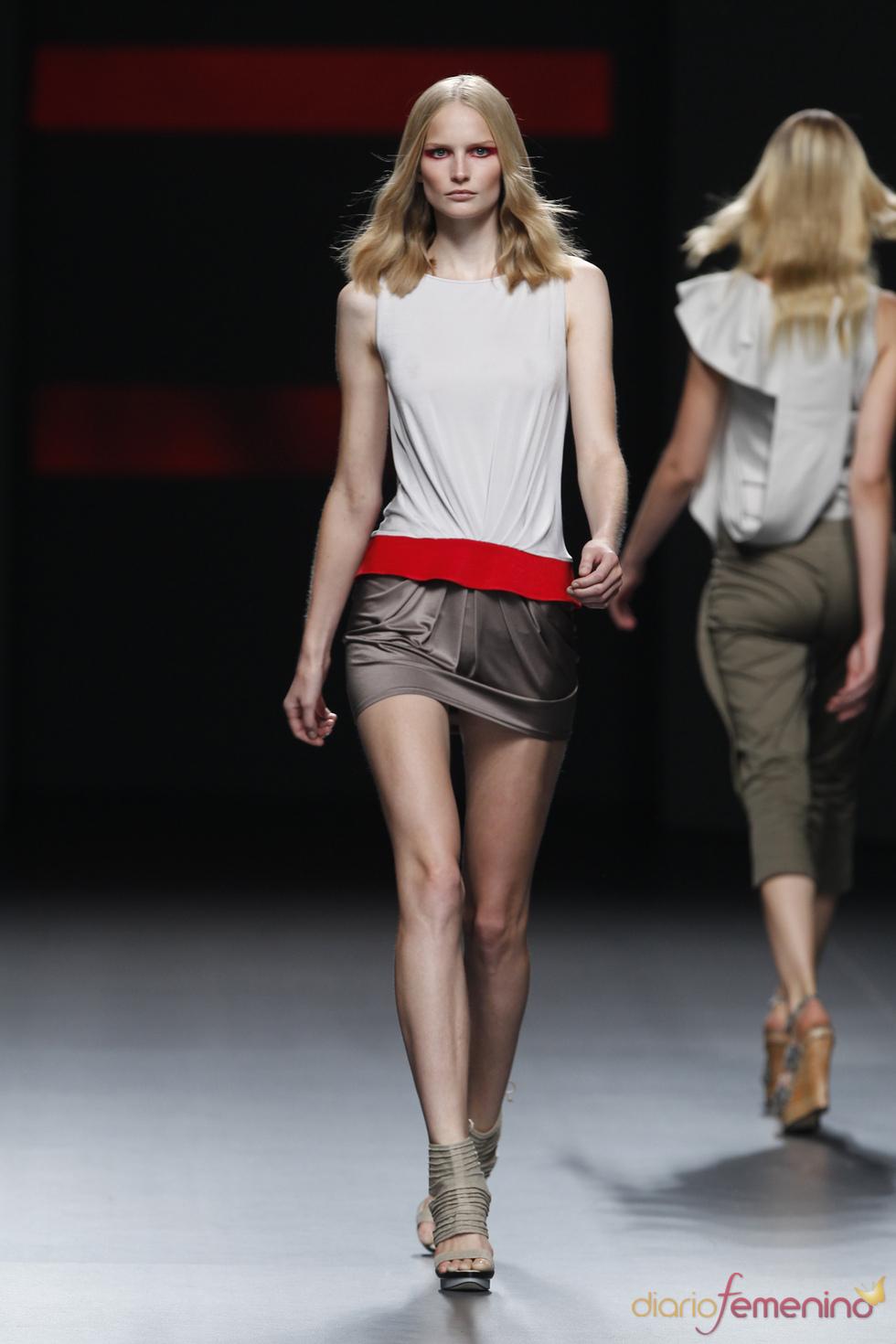 Cibeles Madrid Fashion Week 09-2010: Amaya Arzuaga