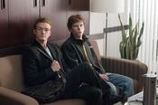 Justin Timberlake, y Jesse Eisenberg en 'The Social Network'