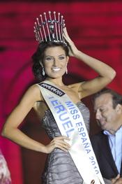 Miss Teruel se convierte en la nueva Miss España