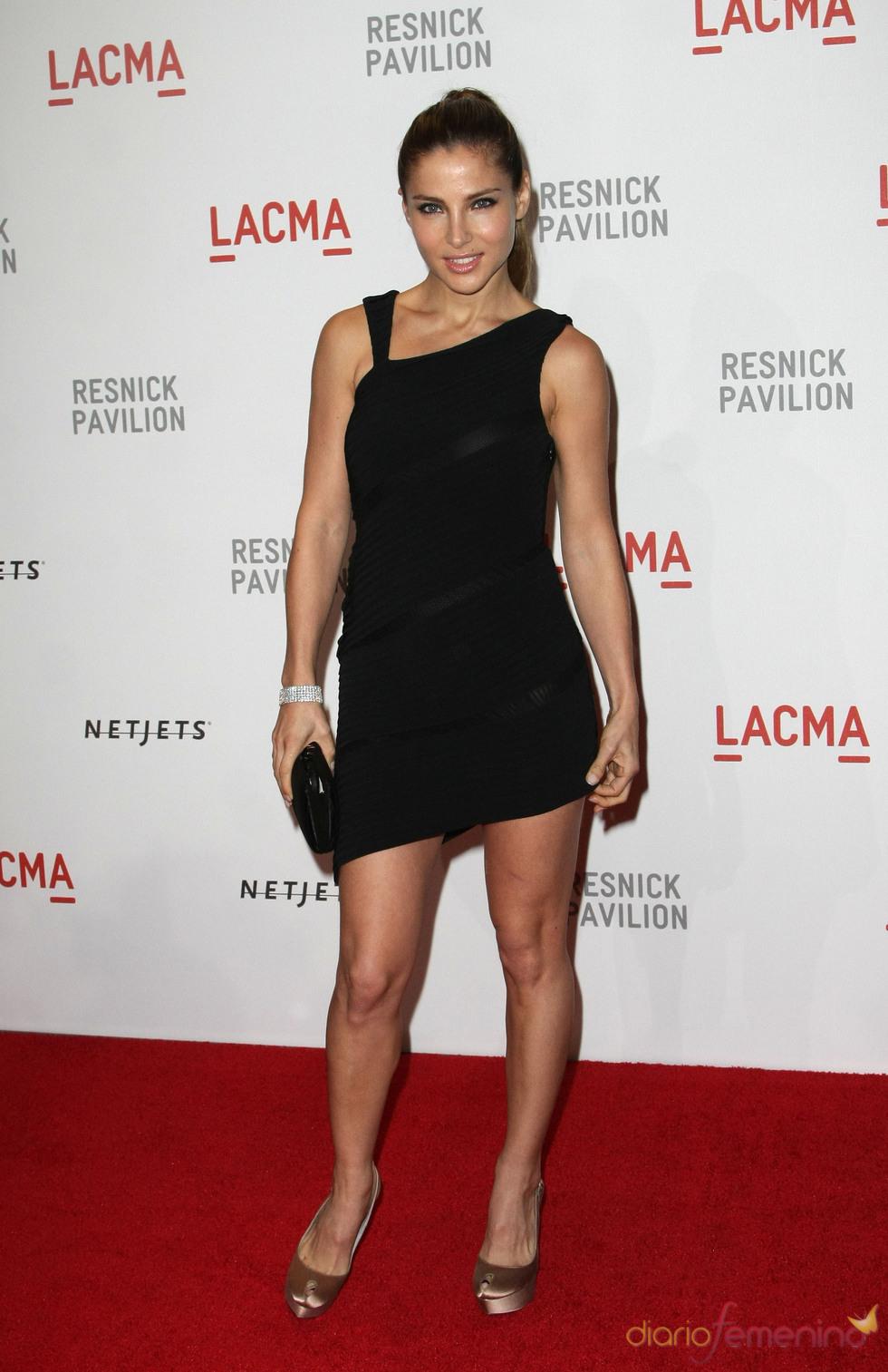 Elsa Pataky en la gala LACMA