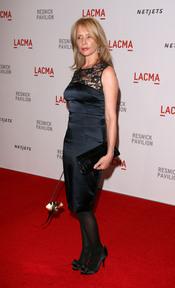 Rosanna Arquette en la gala LACMA