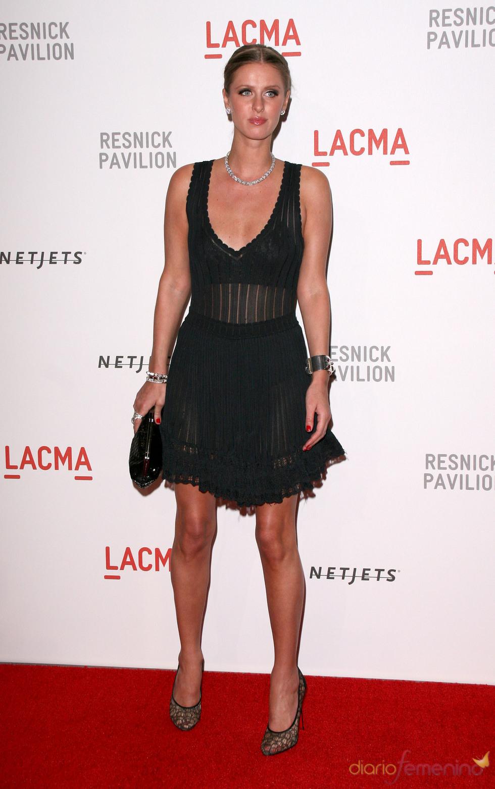 Nicky Hilton en la gala LACMA