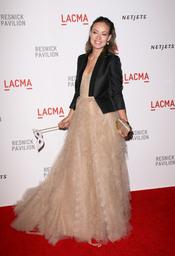 Olivia Wilde en la gala LACMA