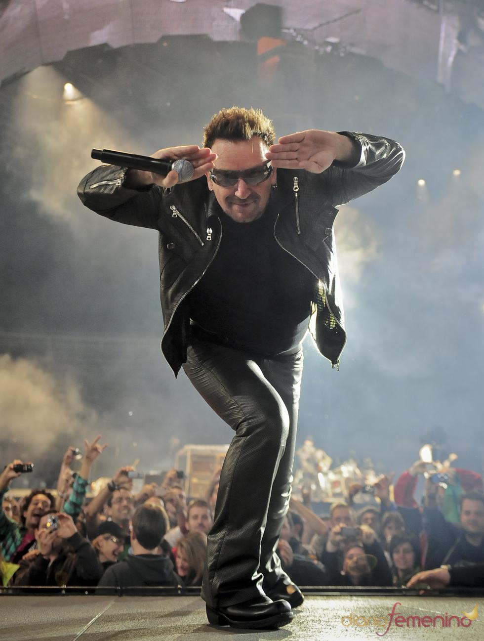 La gira U2 360º llega a España